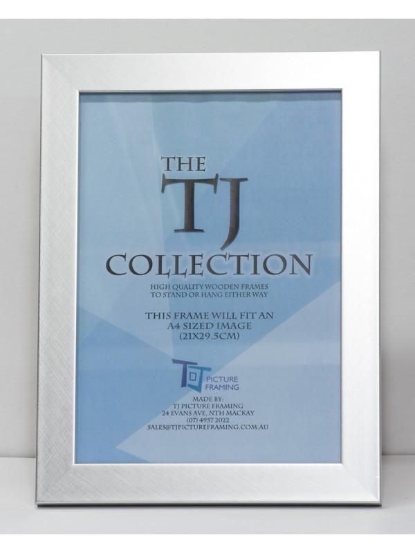 Black premade frame - TJ Picture Framing