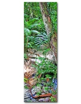Tall River Forest Printed Canvas 158x53cm