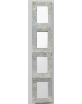 4 in 1 Framed Mirror 89x14cm