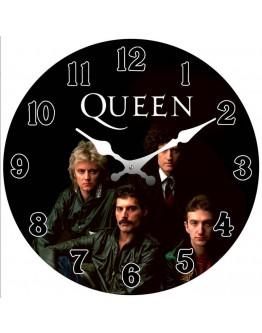Queen clock 30cm