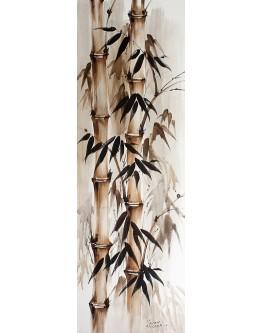 Bamboo Canvas 60x180cm